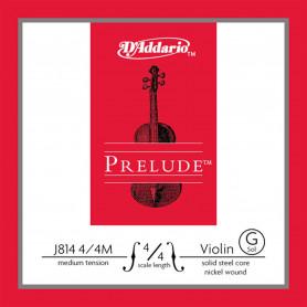 D`ADDARIO J814 4/4M Prelude G 4/4M Струны для смычковых фото