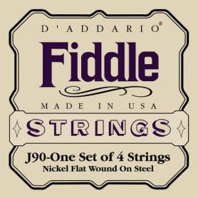 D`ADDARIO J90 Fiddle Струны для смычковых фото