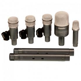 SUPERLUX DRKB5C2MKII Микрофоны для барабанов набор фото