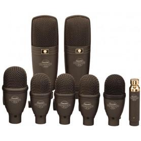 SUPERLUX DRKF5H3 Микрофоны для барабанов набор фото