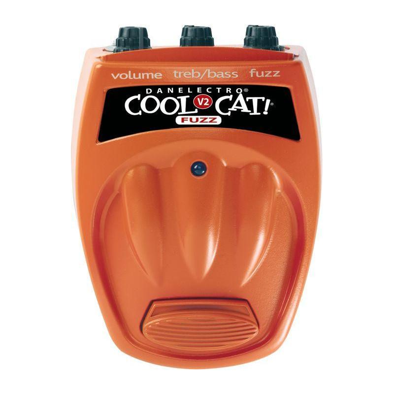 DANELECTRO COOL CAT FUZZ V2 Педаль эффектов фото