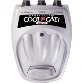 DANELECTRO COOL CAT DRIVE 2 Педаль эффектов фото