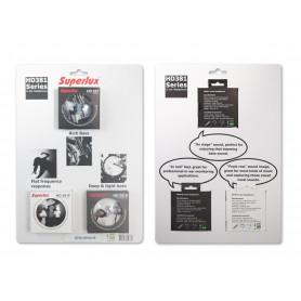 SUPERLUX HD-381 SET Наушники набор 3 пары фото