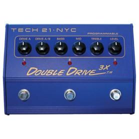 TECH21 DoubleDrive 3x Педаль эффектов фото