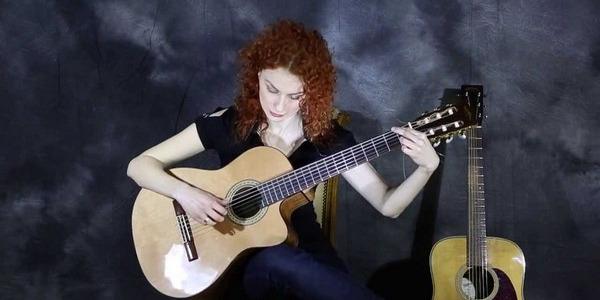 Отличие акустической и классической гитары